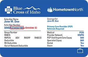 Members Registration | Blue Cross of Idaho