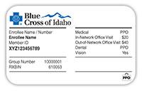 Idaho Cross Of Blue Portal Members